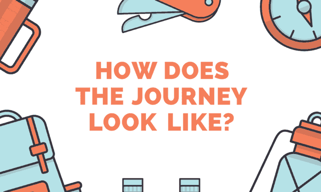 How does The Journey Look Like?